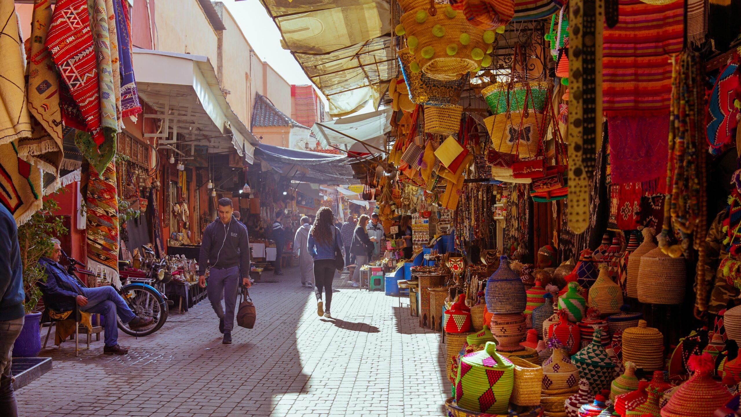 Marrakesh (Morocco) | Marrakech (Maroc)