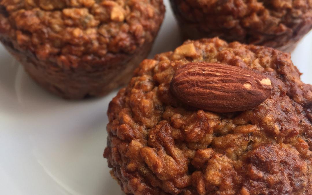 Muffin avoine / Oat muffin