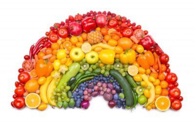 Mangez l'arc-en-ciel ! / Eat the rainbow!