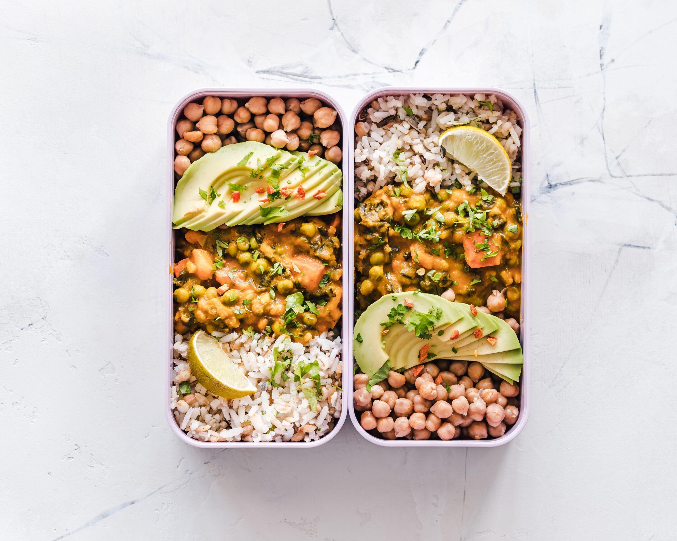 Composer des plats végétariens équilibrés / Constitute healthy vegetarian meal